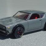 ScaleMaster Custom Hot Wheels Nissan Skyline 2064