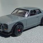 ScaleMaster Custom Hot Wheels Nissan Skyline 2069