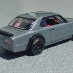 ScaleMaster Custom Hot Wheels Nissan Skyline 2072