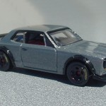 ScaleMaster Custom Hot Wheels Nissan Skyline 2074