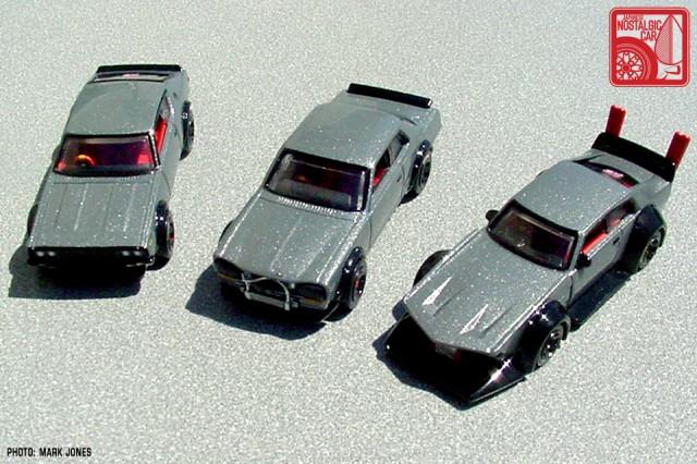 ScaleMaster Custom Hot Wheels Nissan Skyline 2085