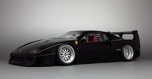 Ferrari F40 For Sale >> MINICARS: The 1/18 cars of your dreams are now for sale | Japanese Nostalgic Car