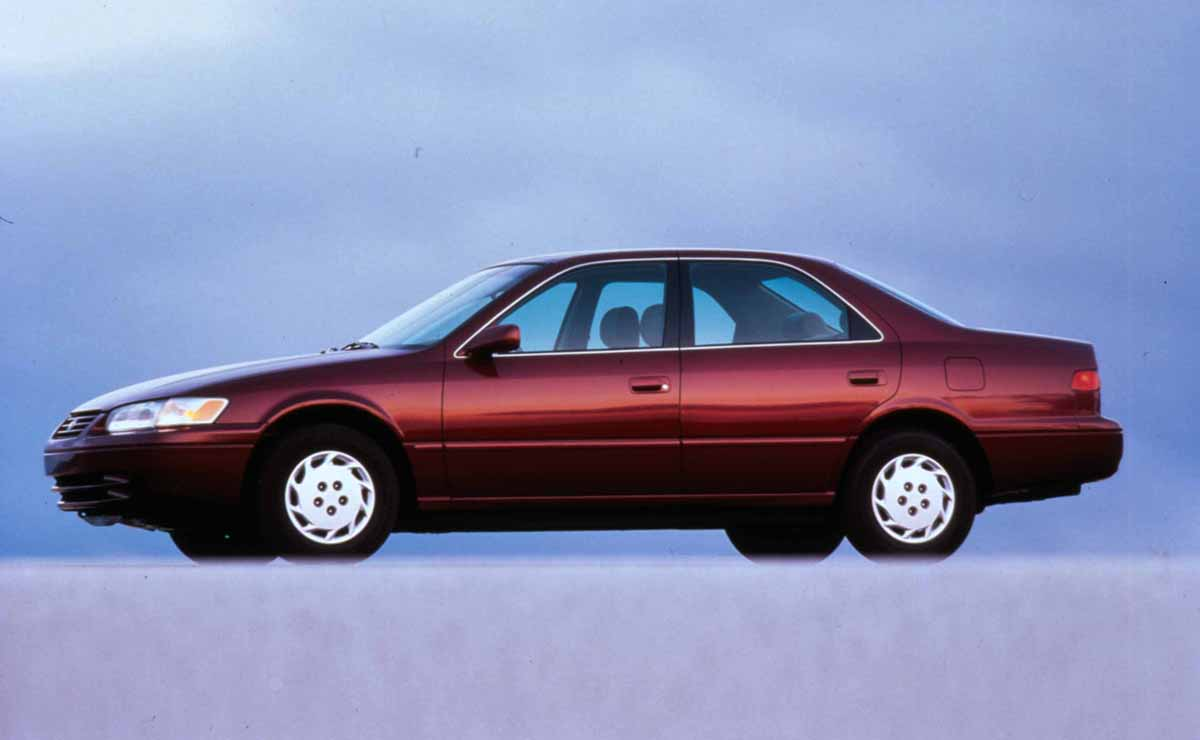 NEWS: The Toyota Camry — 30 years old, 10 million cars ...