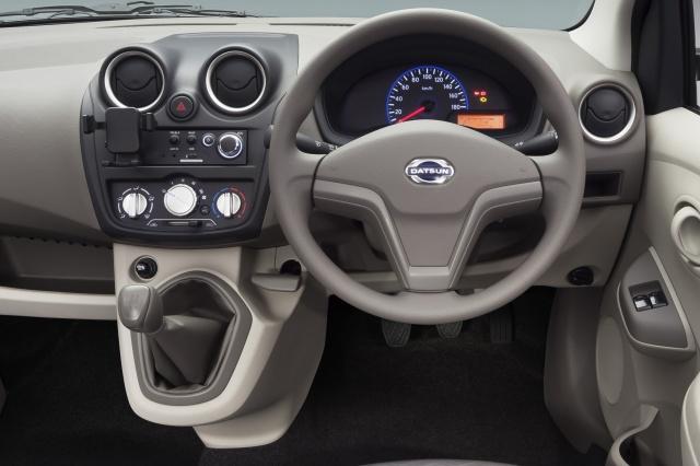 2014 Datsun Go 11