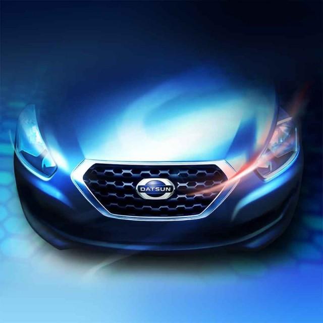 2014 Datsun front