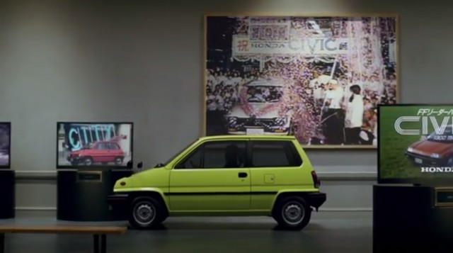 Honda 50th Museum
