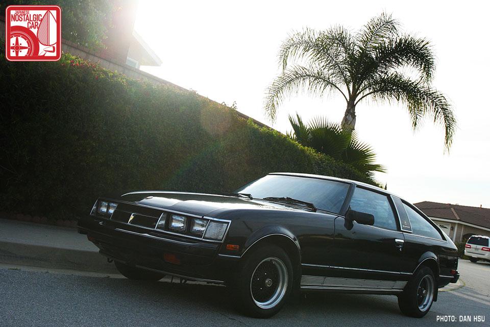 JNC GARAGE: Ben's 1980 Toyota Celica Supra | Japanese Nostalgic Car