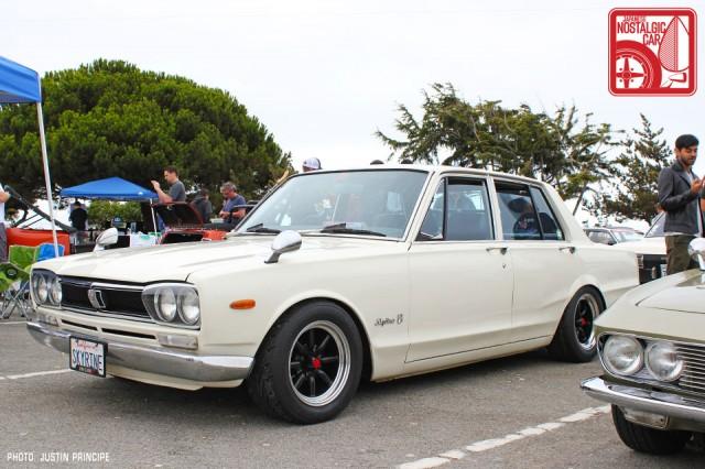 004-JP0402_Nissan Skyline GC10 sedan
