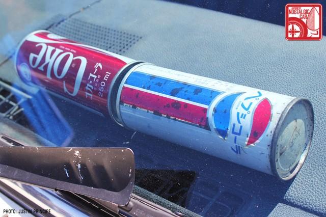 014-JP0596_Nissan Skyline GC10 sedan - Coke Pepsi can