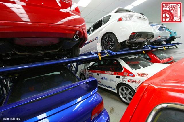 021_Subaru of America HQ_Subaru BRAT