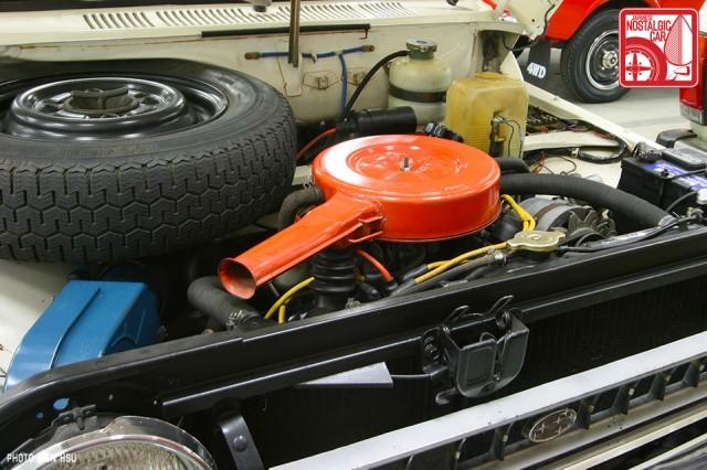 110_Subaru 1000 FF-1_Subaru BRAT