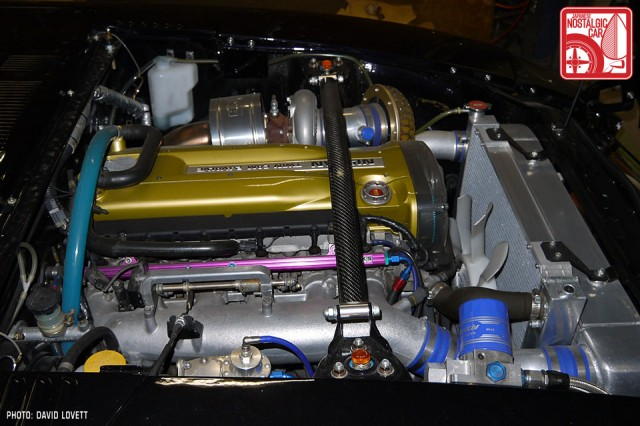 600 HP S30 Engine