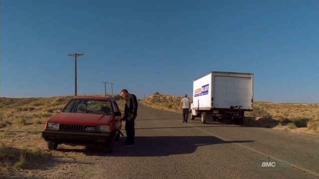 Breaking Bad Toyota Tercel Wagon 2