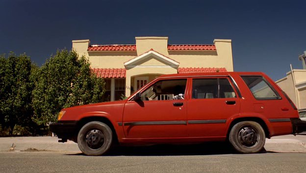 Breaking Bad Toyota Tercel Wagon 3