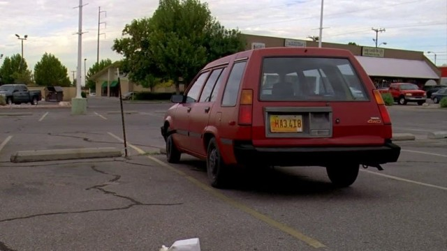 Breaking Bad Toyota Tercel Wagon