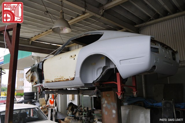 Fairlady Getting New Panels