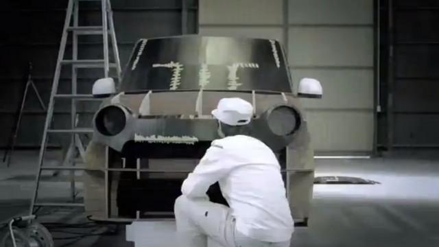 Honda N-One papercraft