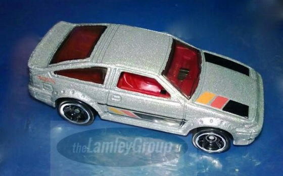 Hot Wheels 2014 Toyota Corolla AE86