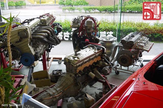 Indoor Engine Picture