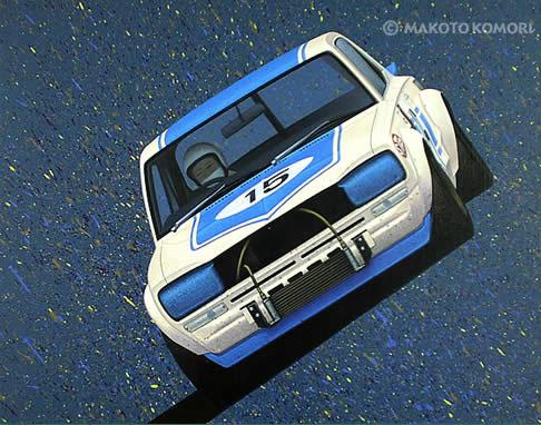 Makoto Kimori hakosuka Skyline GT-R