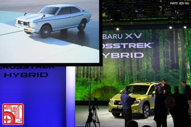 Subaru New York Auto Show