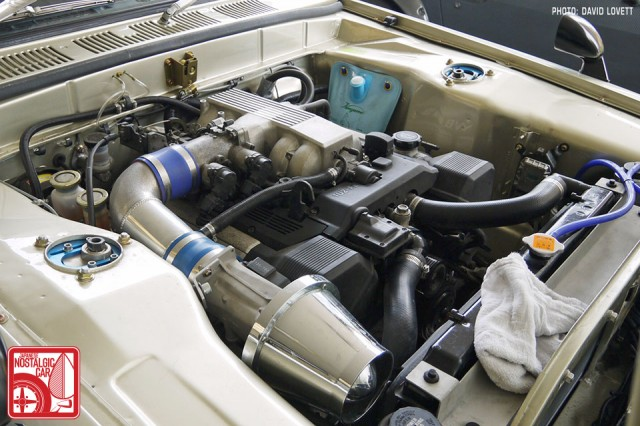 V8 Skyline Engine