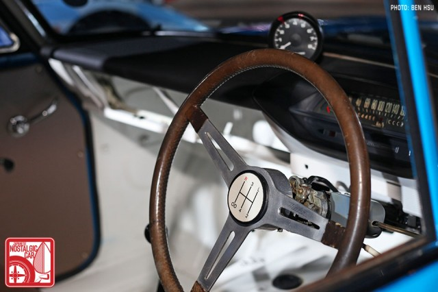 0097-8179_Nissan 1964 Prince Skyline 2000GT S54 interior