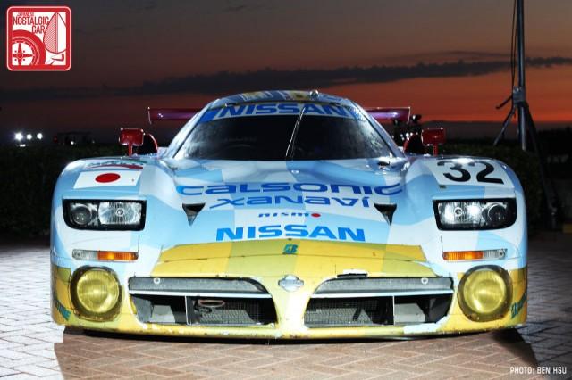 0102-8080_Nissan R390 GT1 Le Mans