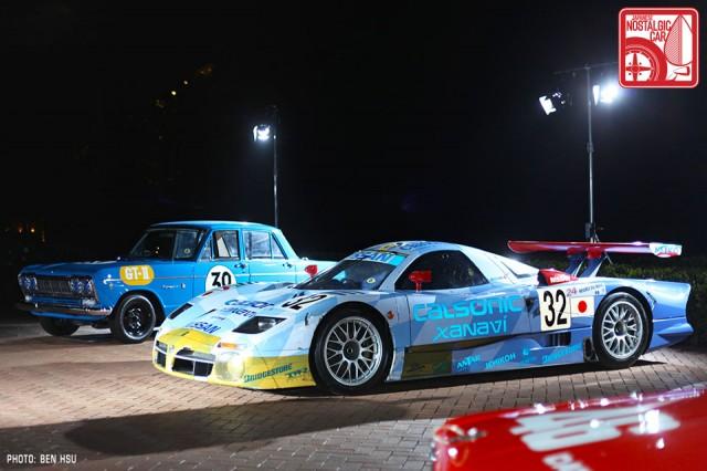 0114-8198_Nissan R390 GT1 Le Mans