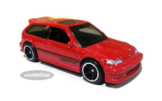 Honda Civic EF Hot Wheels