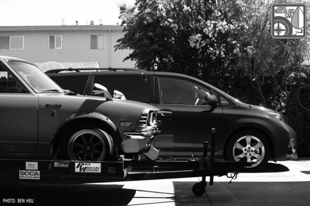Toyota Sienna SE TE27