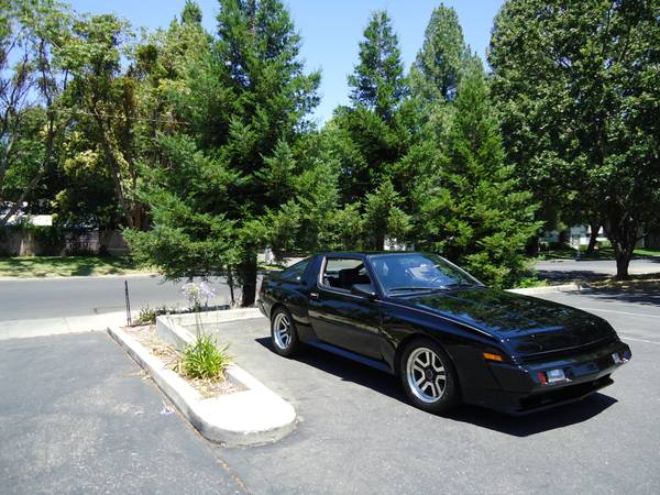 1986 Chrysler Conquest