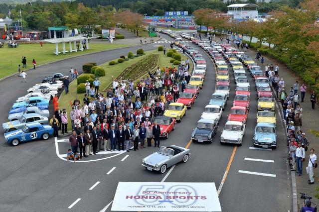 Honda 50th