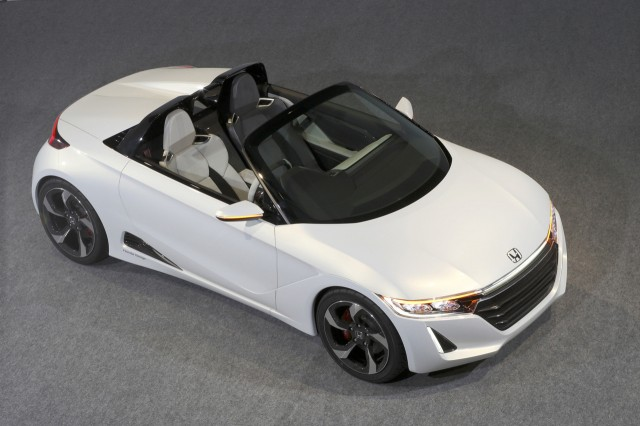 NEXT VERSION: Honda S660 Concept Pays Homage To S600/S800, Beat | Japanese  Nostalgic Car