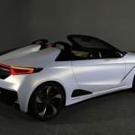 Honda S660 Concept Tokyo Motor Show 05