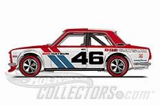 Hot Wheels Red Line Club Datsun 510 BRE