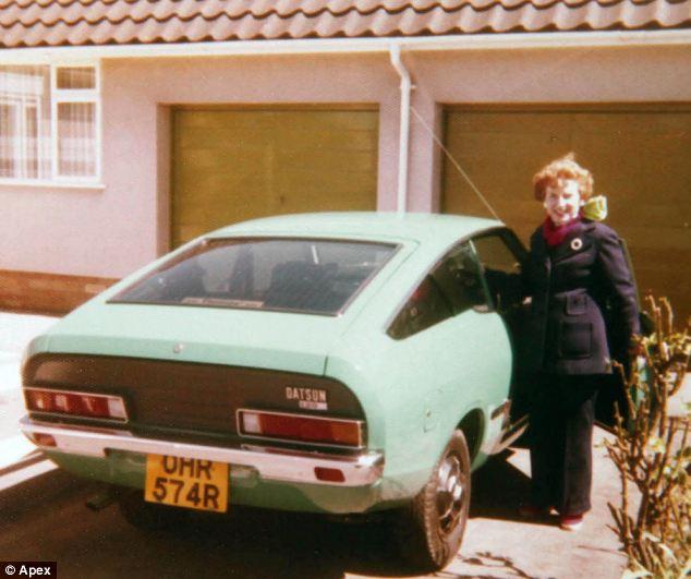 Peter Butler Datsun 120Y B210 Sunny