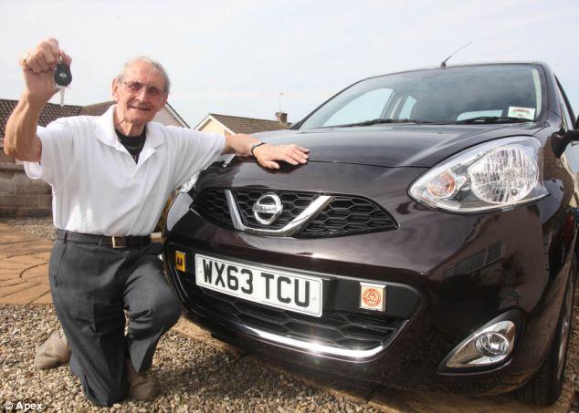 Peter Butler Nissan Micra