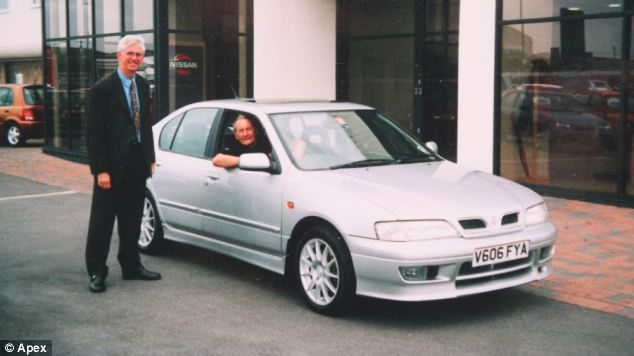 Peter Butler Nissan Primera