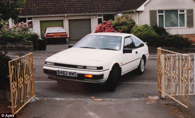 Peter Butler Nissan S12 Silvia