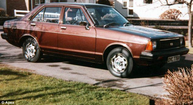 Peter Butler Nissan Sunny B310