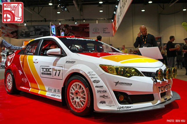 001_Toyota Camry Rally