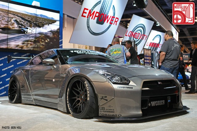 124_Liberty Walk Nissan GTR