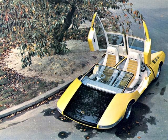1972 Toyota EX-7