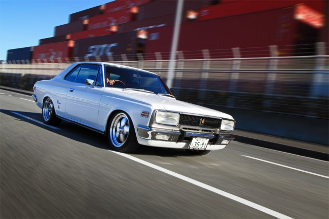 9091_Mooneyes 1JZ 1970 Toyota Crown MS51 HT 05