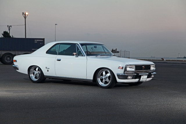 9740_Mooneyes 1JZ 1970 Toyota Crown MS51 HT 12
