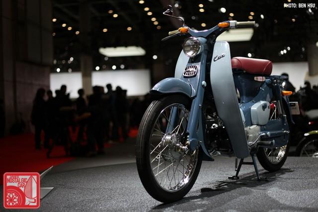 Honda Cub 02
