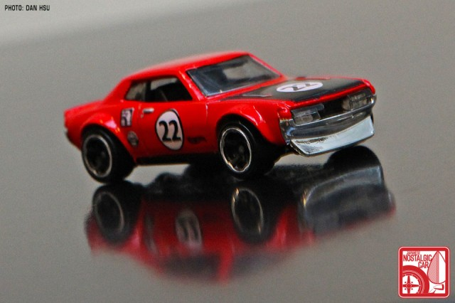 Hot Wheels 1970 Toyota Celica red 03