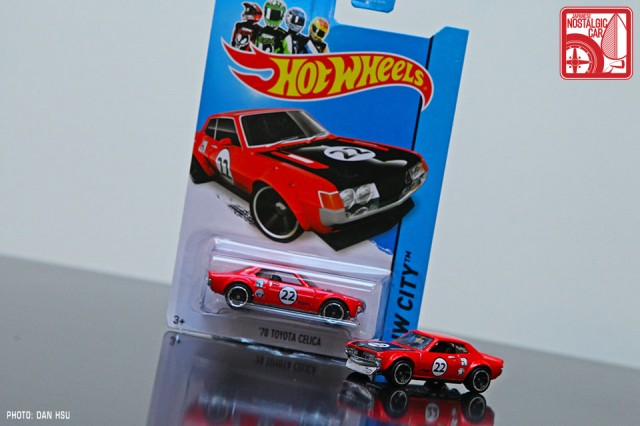 Hot Wheels 1970 Toyota Celica red 04