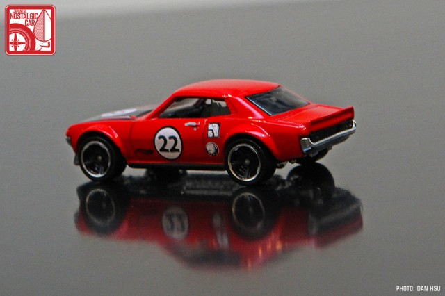 Hot Wheels 1970 Toyota Celica red 05